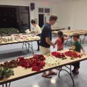 YAFM ADVENT WREATH MAKING NIGHT 11/15/2013 photo album thumbnail 29